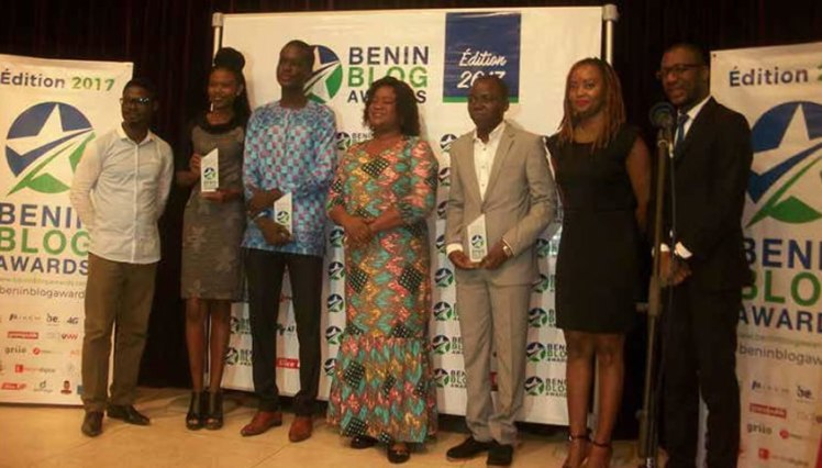 Benin-Blog-Awards-2017 matin libre